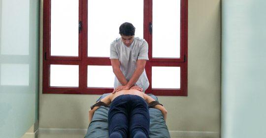 Osteopatia en el tractament de les cervicàlgies tensionals